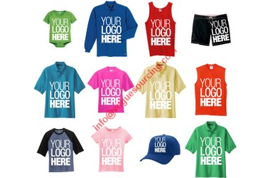 Vogue Sourcing Clothing Manufacturer T Shirts Garment
