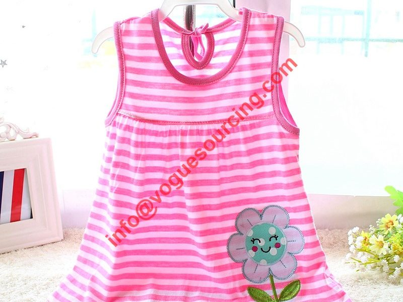 Baby Girl Dress, Girl Dress, Baby Girl Clothes, Dresses, Baby Dress, Sleeveless Dress, Printed Dress, Pink Dress, Baby Clothes, Baby Dresses, Baby Gown, Baby Tops, Girls Top, Girls Sleeveless Top, Sleeveless T-Shirt, Sleeveless Tops, vogue sourcing