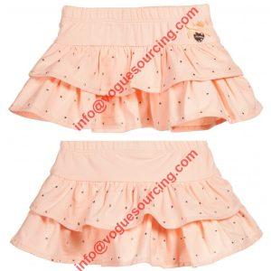 Baby Girls Ruffle Skirt