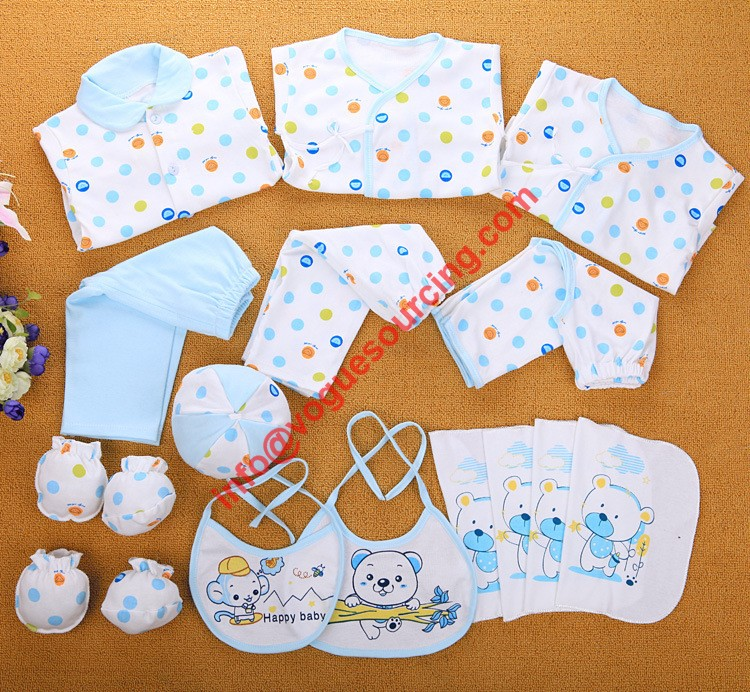 f26409c68ed Newborn Baby Clothes Gift Set Manufacturers in India
