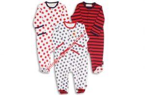 Baby sleep suit printed - Copy