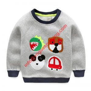 Baby Fleece Sweaters