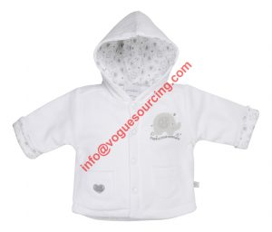 Organic Baby Jacket