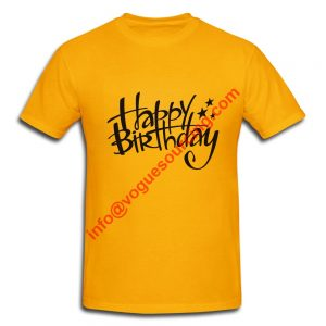 custom-t-shirt-happy-birthday-voguesourcing-tirupur-india