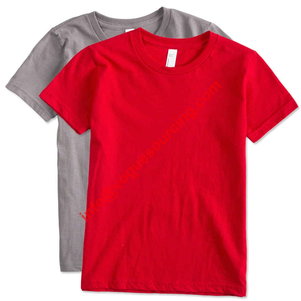 Custom youth tshirts manufacturers voguesourcing tirupur for Custom t shirt manufacturer