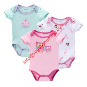 Vogue Sourcing - Baby Clothes Manufacturers,Suppliers, Exporter in Tirupur, India
