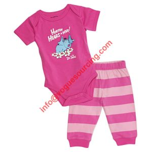 baby clothes manufacturer